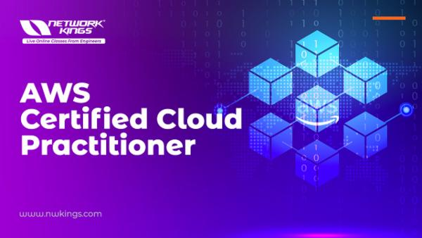 AWS Cloud Practitioner cover