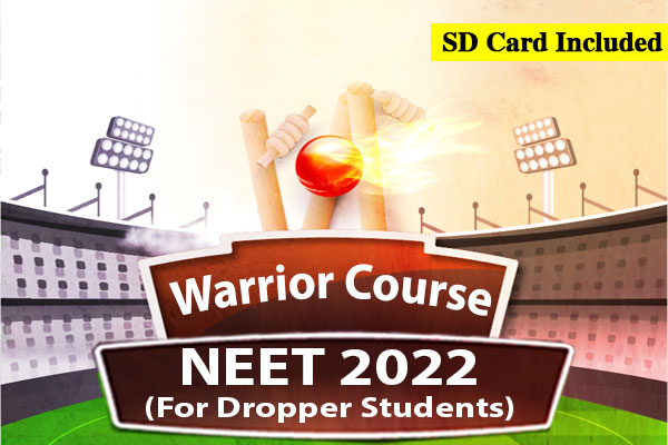 NEET Warrior Course - For Droppers (2022) cover