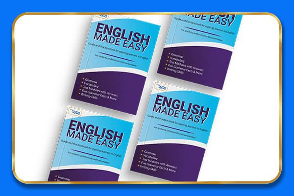 English Made Easy: Comprehensive Insight Into Grammar, Vocabulary & Writing Skills cover
