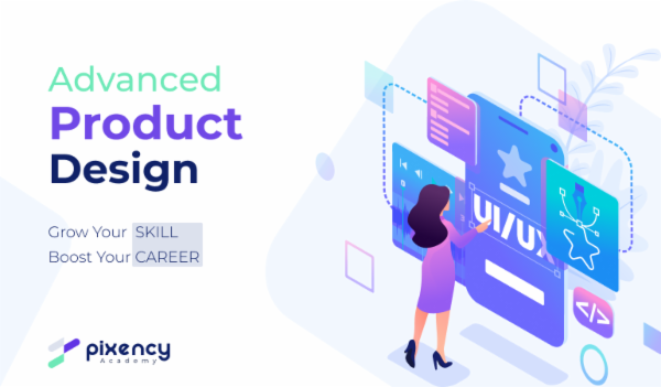 Advanced UI UX Design Course Bangla cover