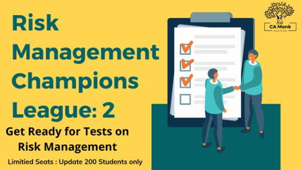 Risk Management Champions League 2 cover