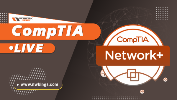 CompTIA Network+ cover