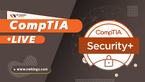 CompTIA Security+ cover