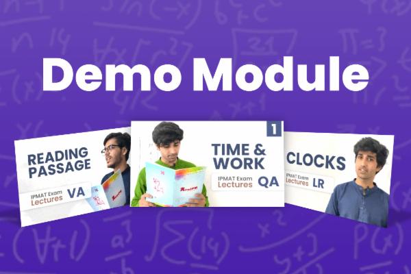 Demo Module cover