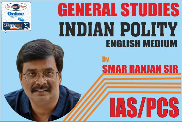 General Studies Indian Polity By Samar Ranjan Sir cover