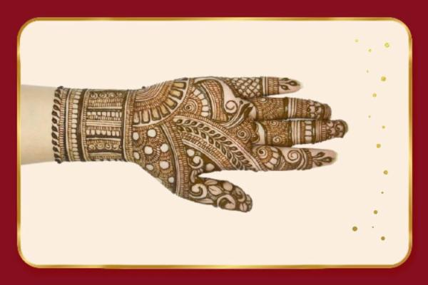 Complete Bridal Mehndi Online Course cover
