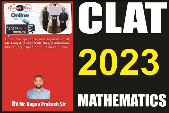 CLAT Mathematics Class By Gagan Prakash Sir cover