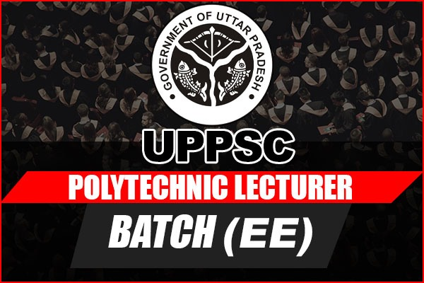 UPPSC Polytechnic Lecturer Batch (EE) cover