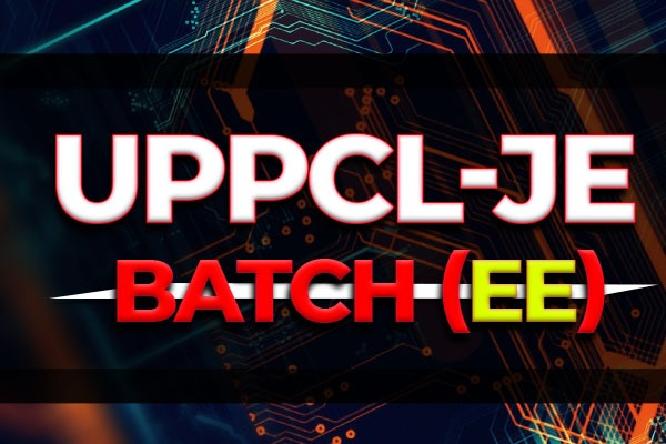 UPPCL-JE BATCH (EE) cover