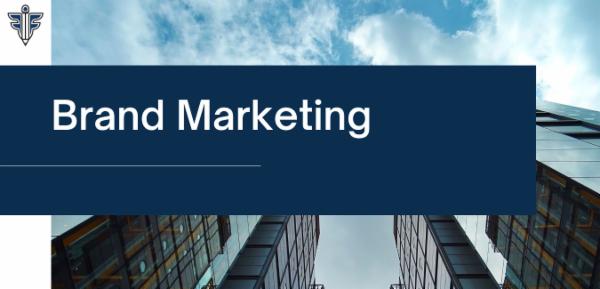Brand Marketing cover