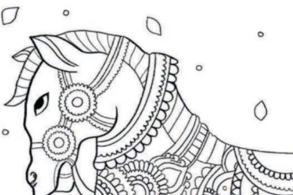 Coloring Sheet cover