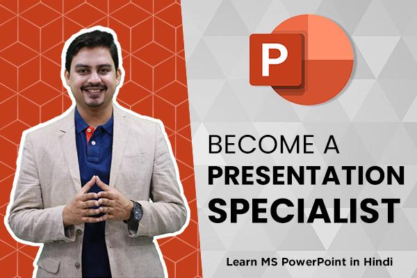 Become a Presentation Specialist cover