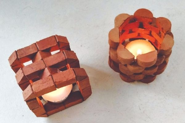 Build Terracotta Diwali Decor cover