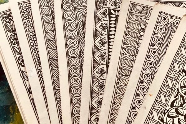 Replay - Madhubani Painting: Learn to make traditional borders cover