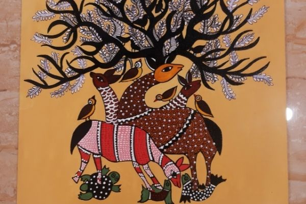 Replay - Gond Art Workshop: Create a traditional drawing [7th Sept] cover