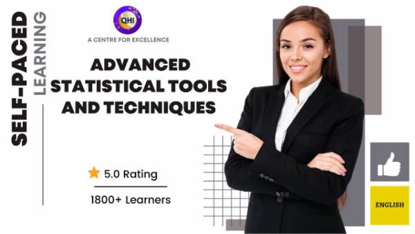 Advanced Statistical Tools and Techniques (English) cover