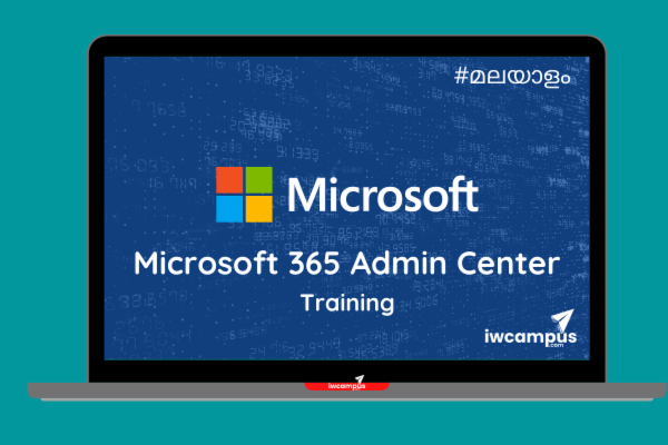 Microsoft 365 Admin Center Training cover