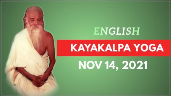 KayaKalpa Yoga cover