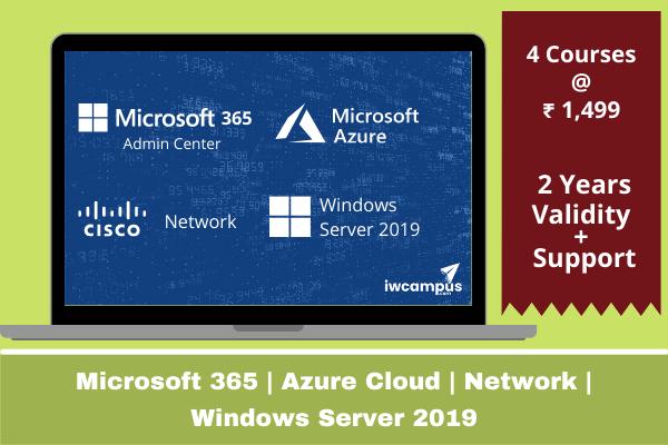 Network-Microsoft Training Bundle cover