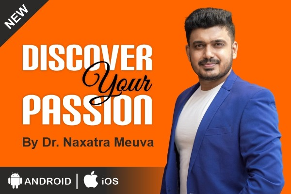 Discover your Passion cover