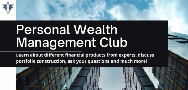 Personal Wealth Management Club cover