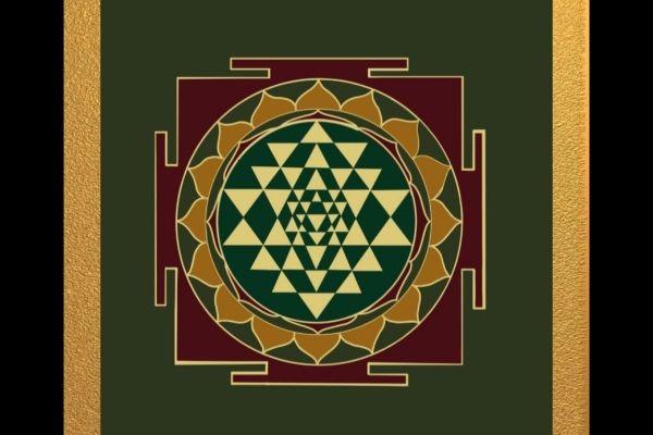 Sri Yantra Mandala Making cover