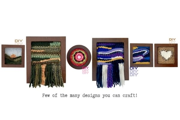 Weave your own Wall Art cover