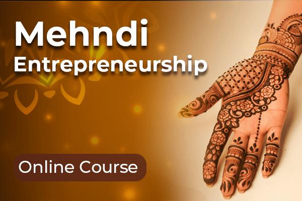 Mehndi Entrepreneurship Online Program cover