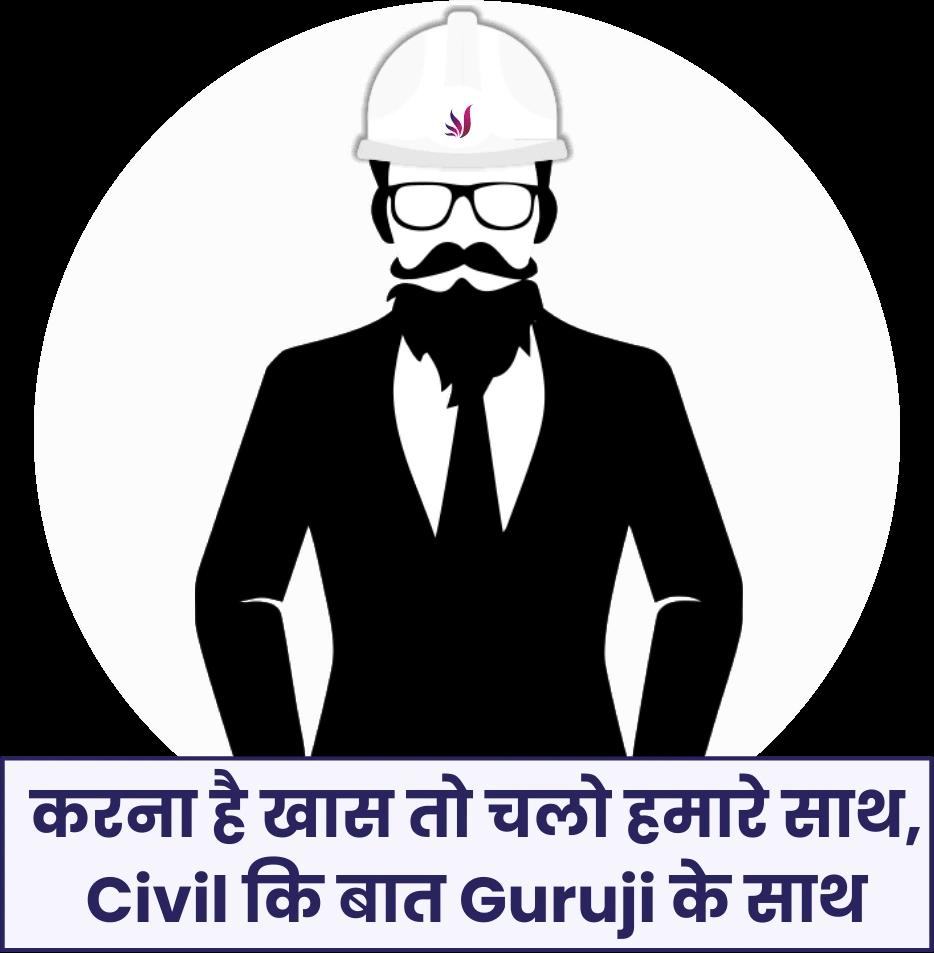 Mascot of Civil Guruji