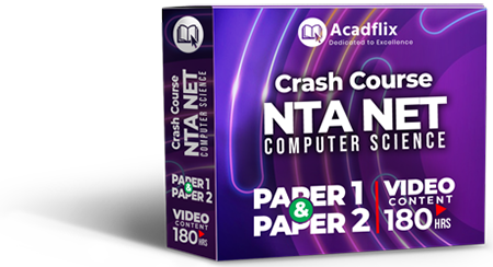 crash course nta net